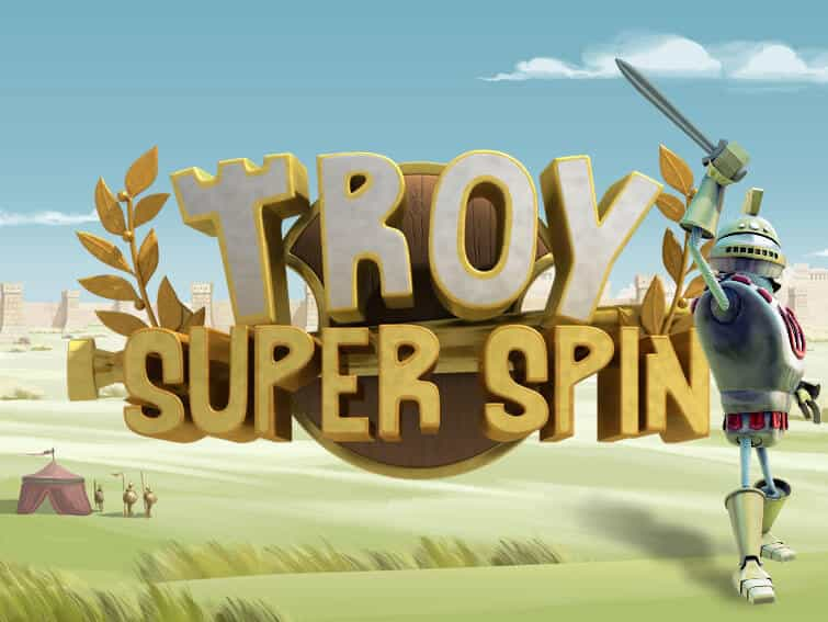 Troy Super Spin